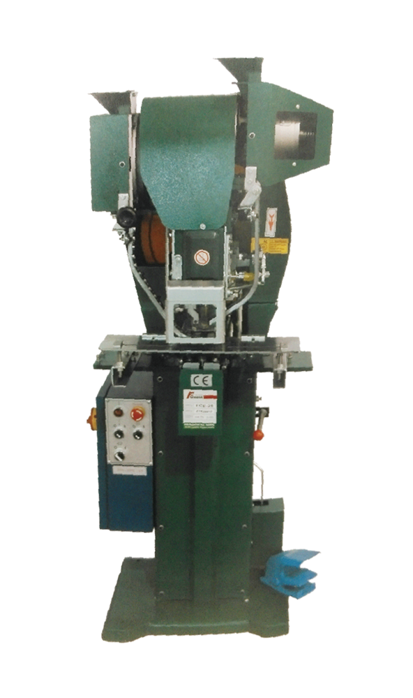 AUTOMATIC GROMMET PRESS MACHINE
