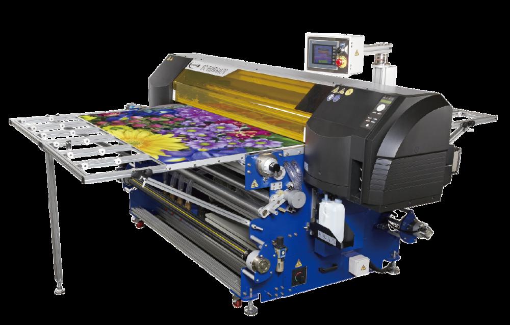 jetstar hbW64UV printer