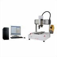 DGT自動視覺對位桌上型點塗膠機(CCD)