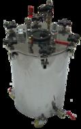 各式不鏽鋼壓力桶