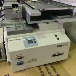 JAPAN UNIX 無鉛焊錫對應桌上型焊錫機器人(中古)
