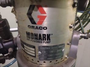 Graco Pump壓盤供料組(中古)