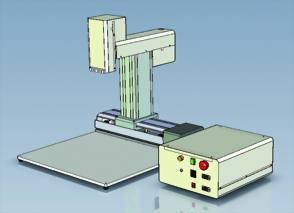 新型DIY 自動點膠機