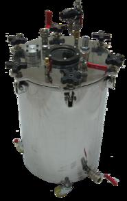 60L不鏽鋼攪拌壓力桶
