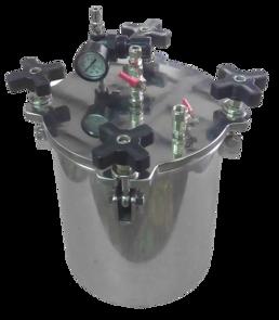 1.5加侖不鏽鋼壓力桶