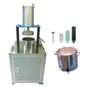压盘式银胶分装系统