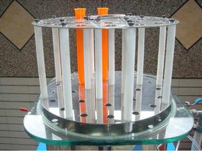 MD-V2500 水膠真空脫泡機