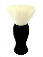Long handle kabuki brush-01 (Flat)