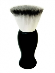 Long handle Kabuki brush-03 (Flat)