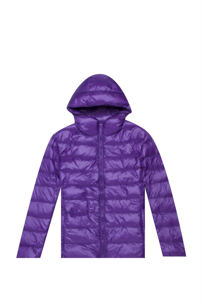 Women Down Insulated Jacket DJ015