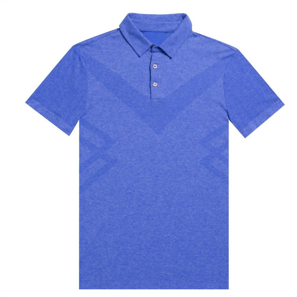 Seamless Clothing Polo Shirt