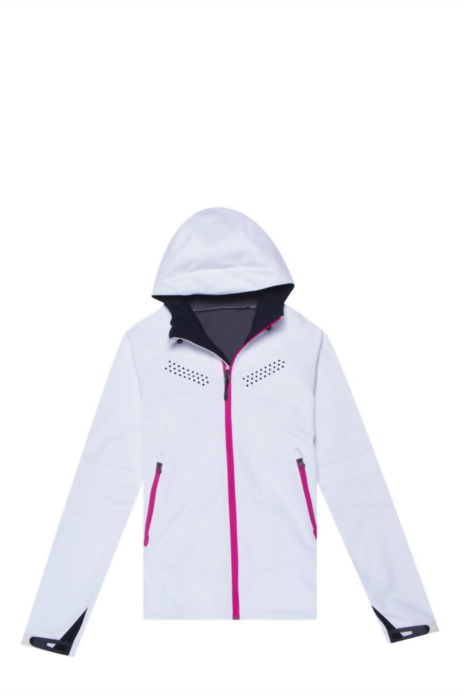 Womens Soft Shell Jacket 0514-200