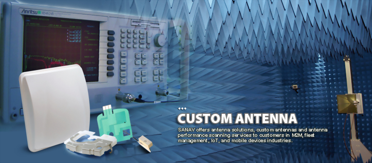 Customized Antenna
