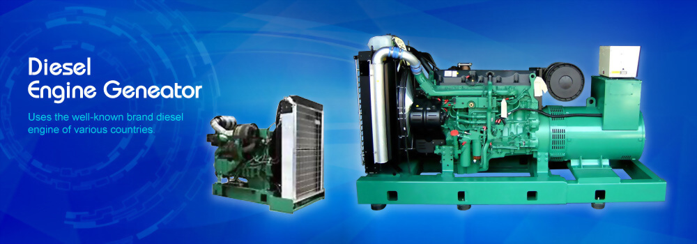 Diesel Engine Geneator
