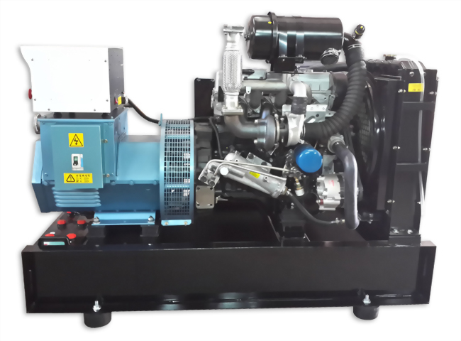 韓國現代柴油引擎發電機組