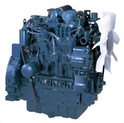 日本久保田柴油發電機組