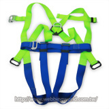 Full-Body Safety Harnesses