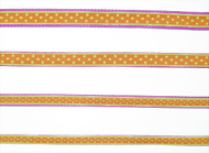 Fashion Ribbon on Webbing