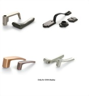 Architectural door lock hardware