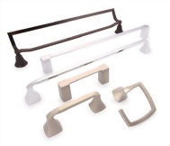 Architectural bathroom accessories hardware