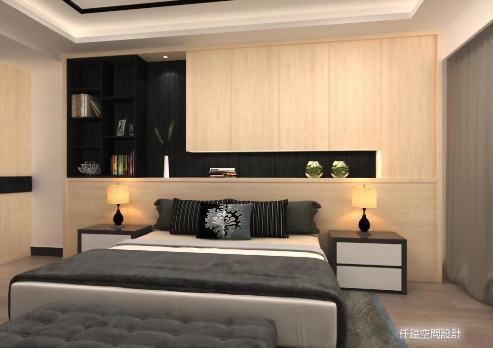 臥房設計推薦、臥室設計推薦、屏東室內設計 - 仟鎰空間設計