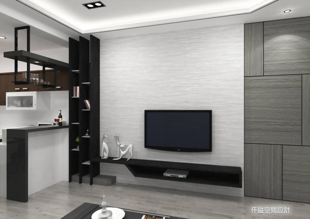 客廳設計推薦、高雄室內設計、屏東室內設計 - 仟鎰空間設計