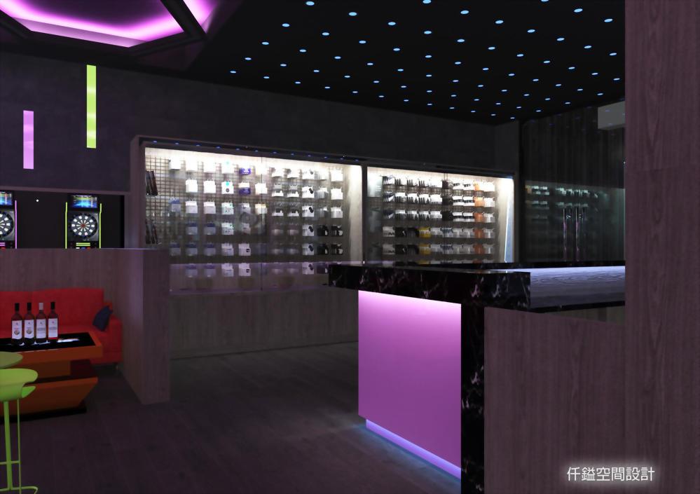 屏東店面裝潢、高雄店面裝潢推薦 - 仟鎰室內設計