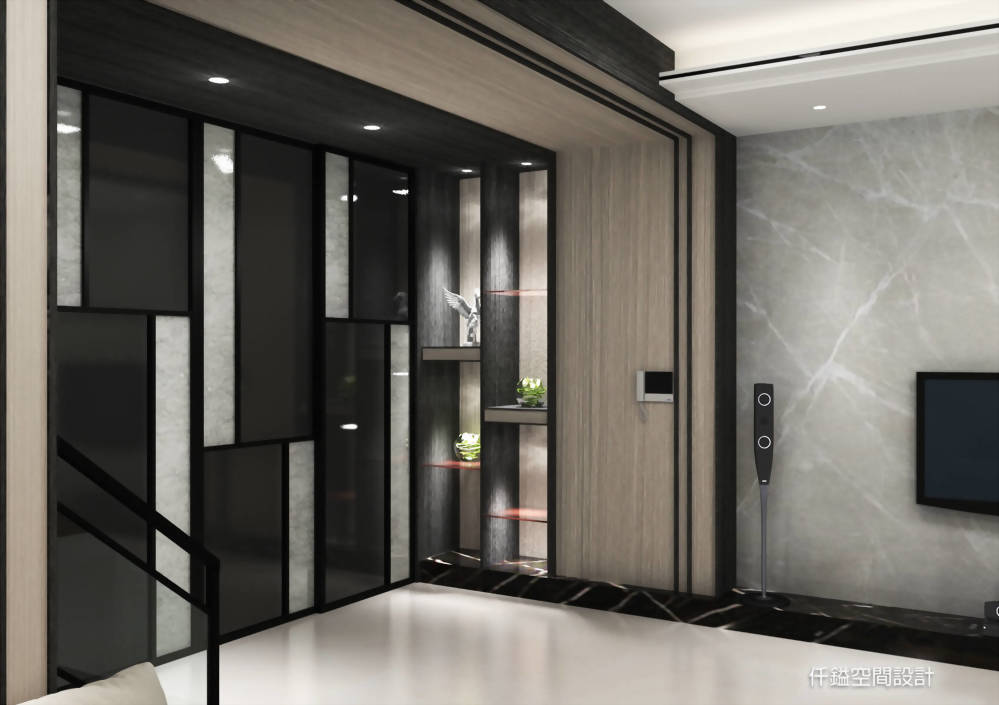 高雄客廳設計推薦、屏東客廳設計推薦 - 仟鎰設計