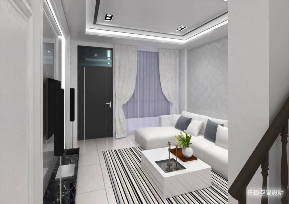 屏東東港黃小姐住宅-客廳