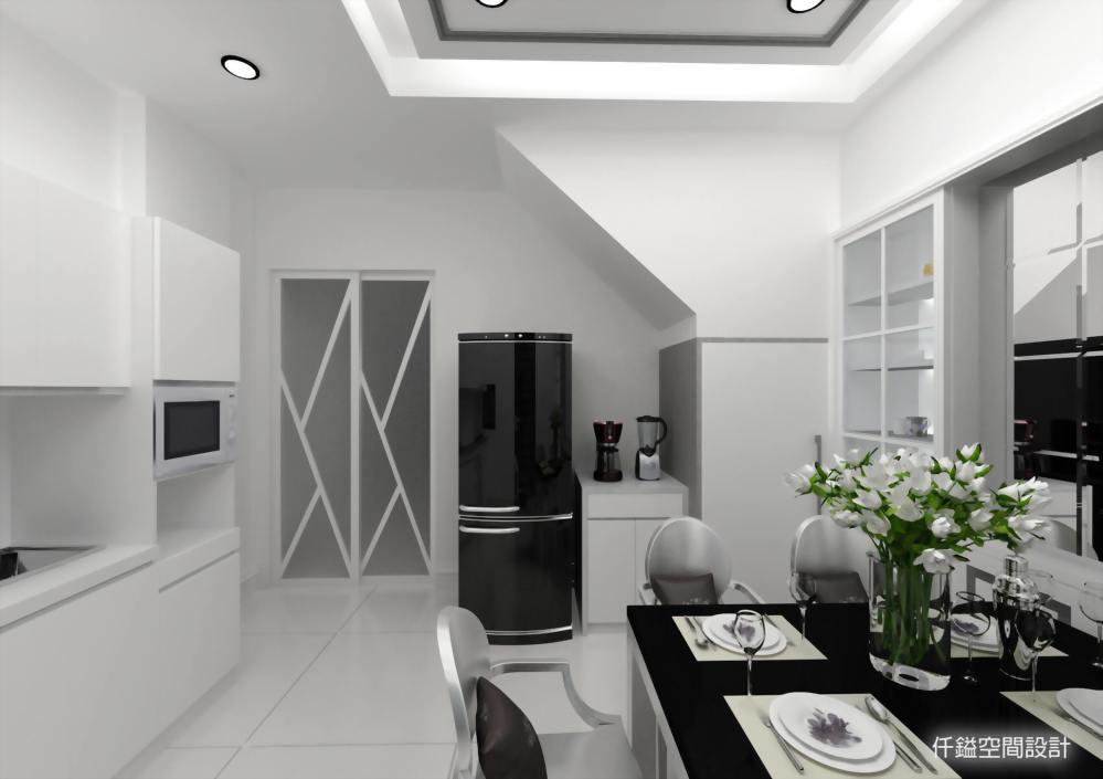 屏東東港黃小姐住宅-廚房