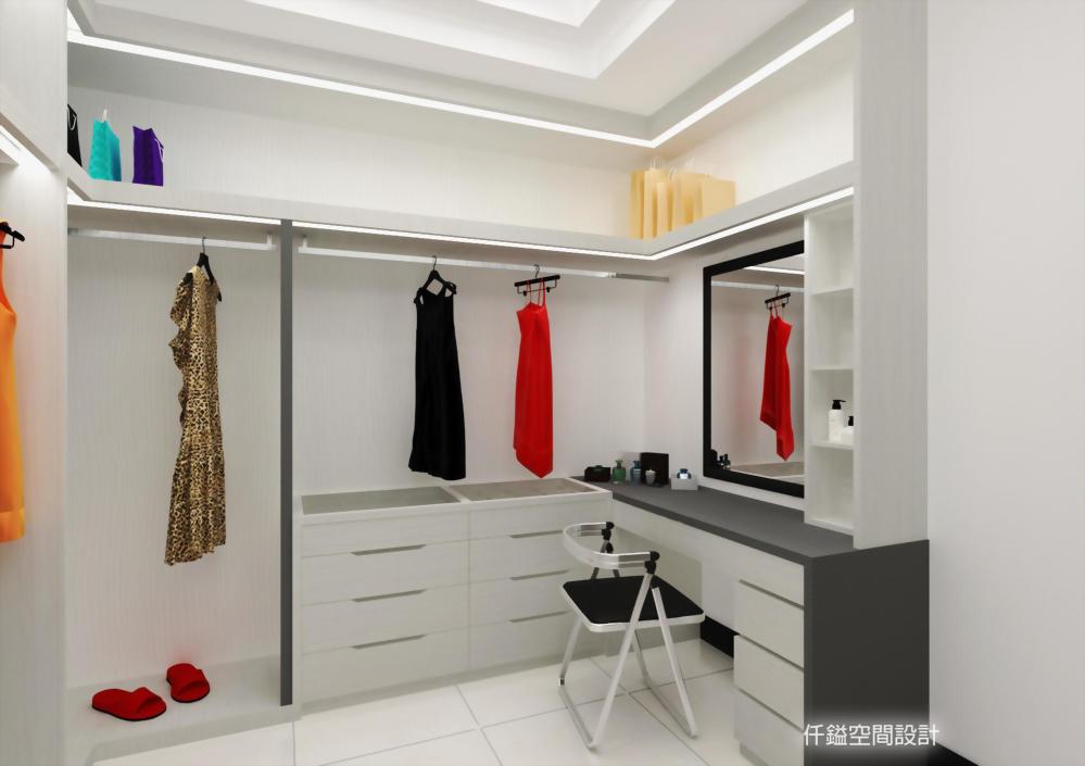 屏東東港黃小姐住宅-更衣室