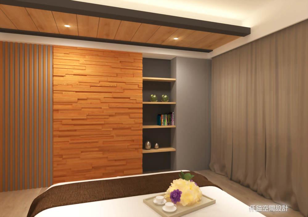 主臥設計推薦、臥房設計推薦 - 仟鎰室內設計