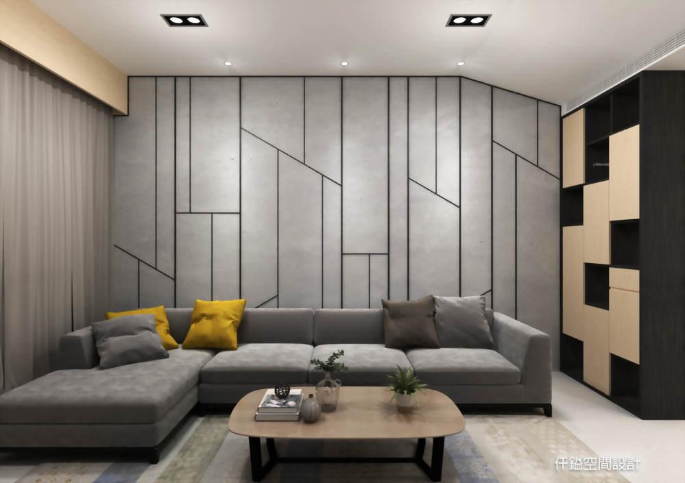 高雄客廳設計推薦、高雄室內設計推薦 - 仟鎰空間設計