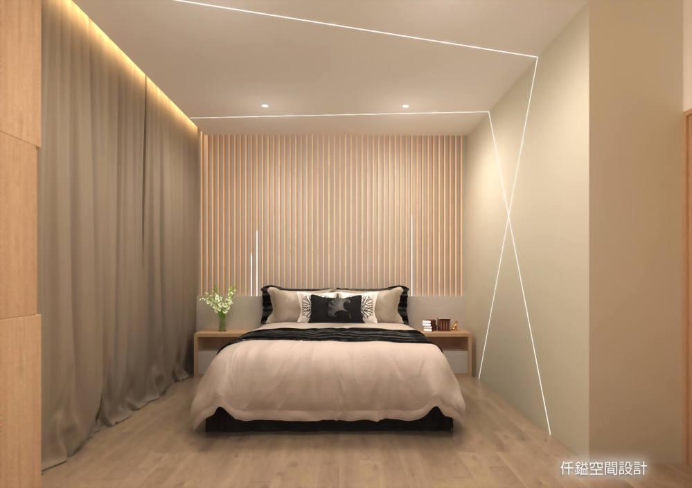 臥房設計推薦、客房設計推薦 - 仟鎰室內設計