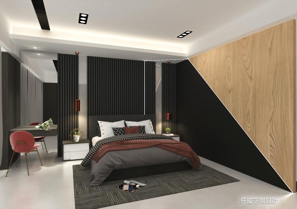 1F主臥室