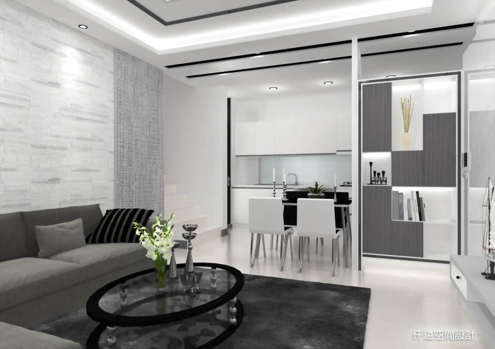 屏東廣東路-彭先生客廳-仟鎰室內設計