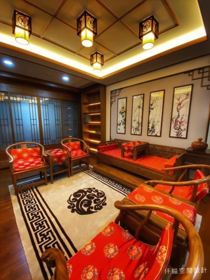 中國風居家設計推薦、中國風住宅設計推薦 - 仟鎰室內設計