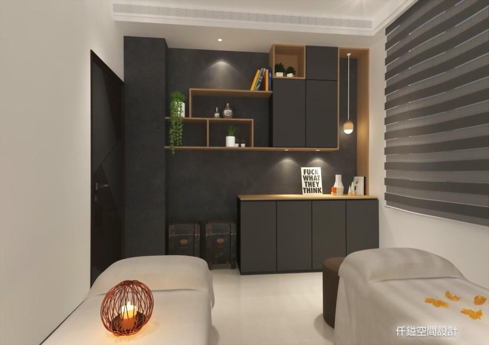 仟鎰室內設計 - 美容院設計、美容室設計、屏東商業空間設計