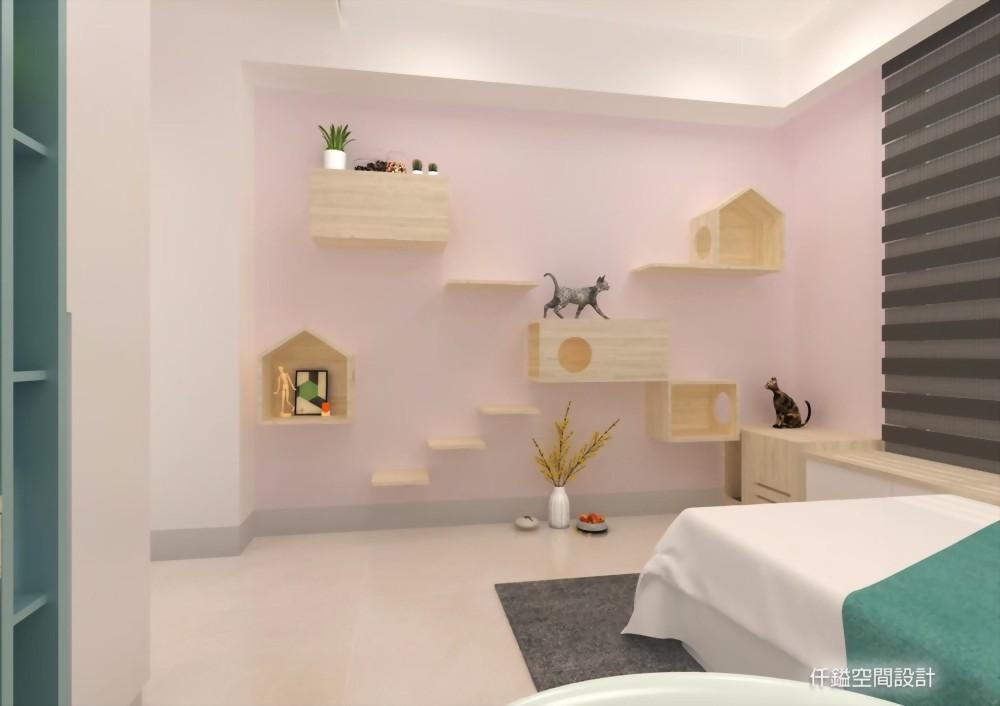 仟鎰室內設計 - 寵物房設計、貓咪房設計、貓咪宅設計推薦