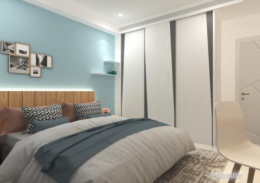 仟鎰室內設計 - 女兒房設計、女孩房設計、女生房設計推薦