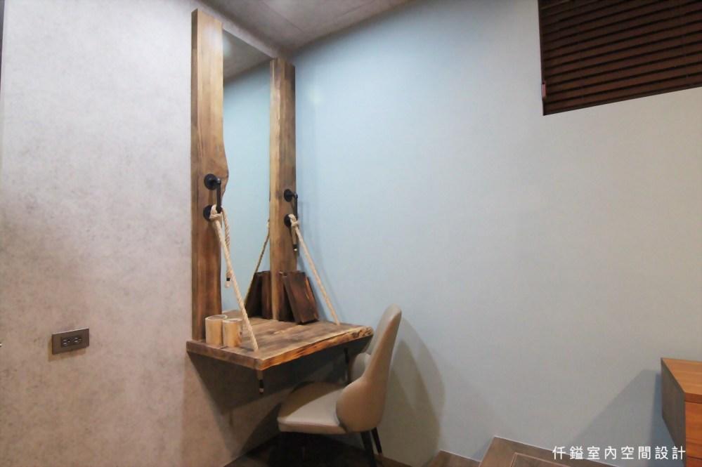 屏東主臥設計推薦、高雄主臥設計推薦 - 仟鎰室內設計