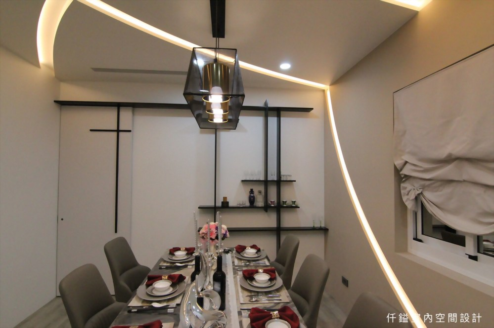屏東餐廳設計推薦、高雄餐廳設計推薦 - 仟鎰室內設計