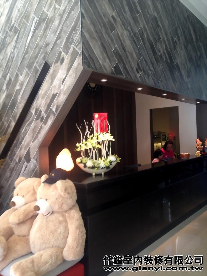 小琉球-蘇宅旅館-大廳