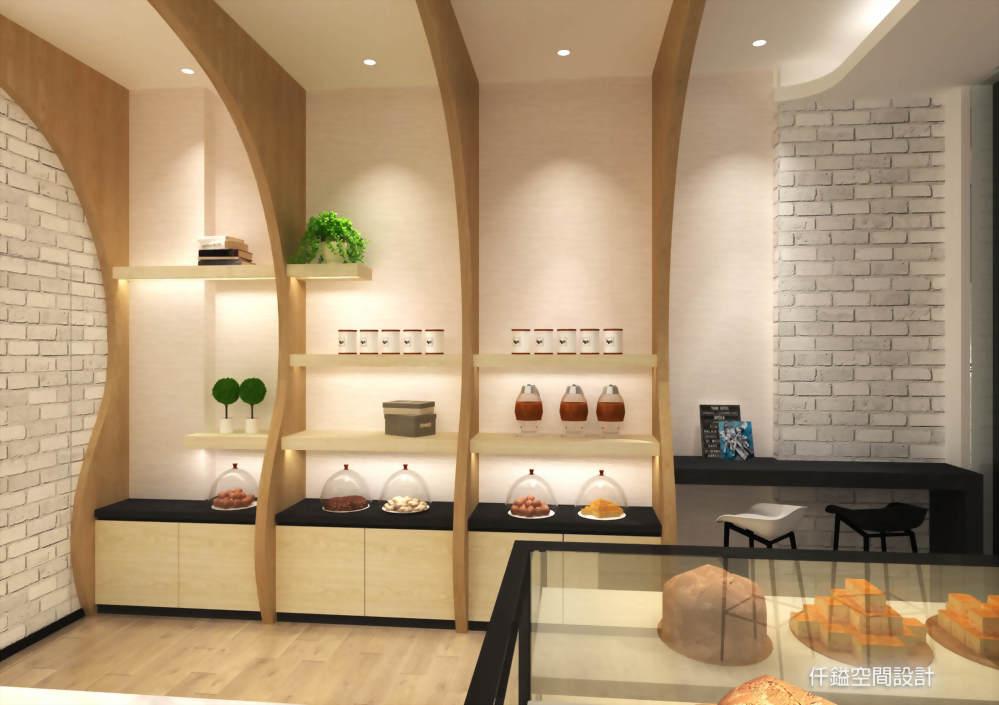 高雄店面設計、屏東店面裝潢推薦 - 仟鎰室內設計