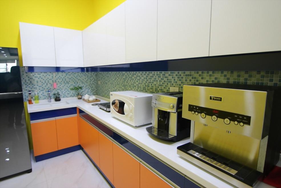 海冠商業空間-茶水間
