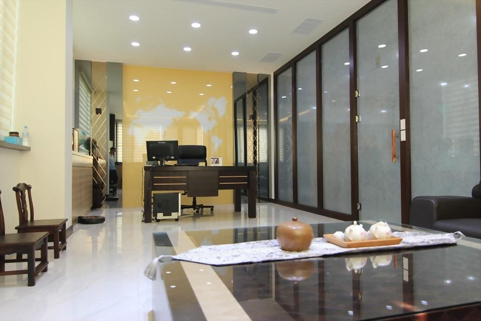 海冠商業空間-董事長室