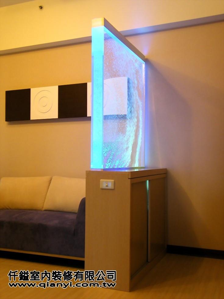 水舞氣泡牆-案例五
