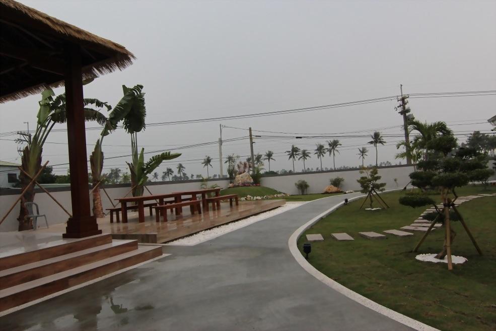 海冠景觀庭院