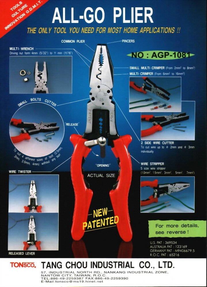 AllGo Pliers