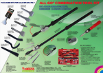 AllGo Combination Tool Kit for Home Improvement, Building & Construction